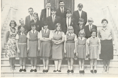 Boarding department June 1967